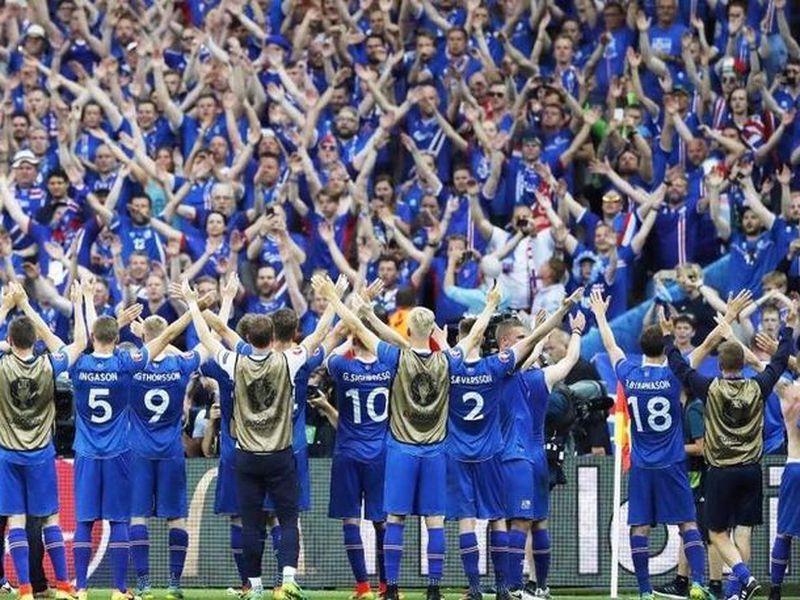 Islandia rompió récord de transmisión en tv por su debut en el Mundial de Rusia (Foto: thebestfootball.com)