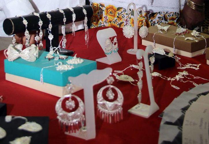 La filigrana yucateca se destaca a nivel nacional, por lo la Casa de las Artesanías de Yucatán entró al rescate de la orfebrería. (Milenio Novedades)