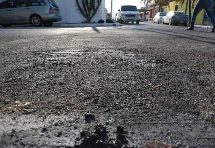 El caso del daño a las calles a involucrado a gente del Gobierno del Estado, del Partido Acción Nacional y de la empresa privada Ocme, además del mismo Ayuntamiento. (Milenio Novedades)