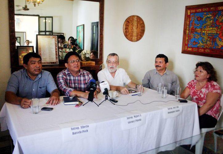 Los antropólogos de Yucatán se pronuncian contra la construcción de museos del chocolate en Uxmal y Chichén Itzá. (Christian Ayala/SIPSE)