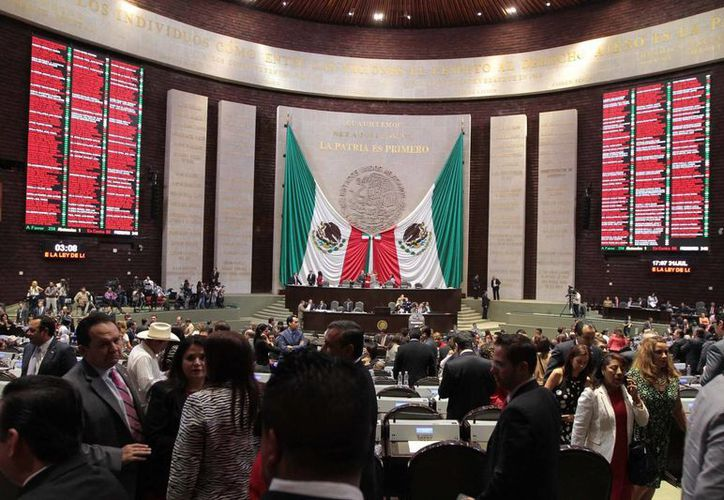 El anteproyecto de presupuesto para 2015 en la Cámara de Diputados es superior en un 30 por ciento al del año 2014. (Archivo/Notimex)