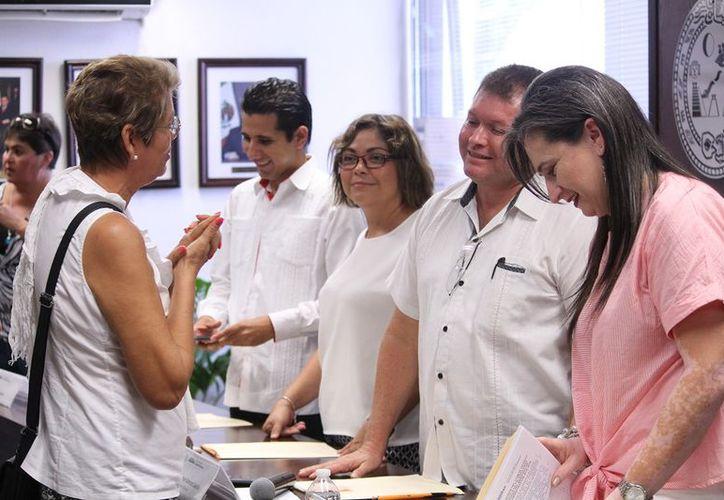 Ayuntamiento de Solidaridad confía en que las mujeres regresarán a pagar su adeudo. (Foto: Octavio Martínez)