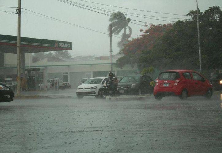 Para la capital yucateca se esperan lluvias para los siguientes días. (Archivo/Milenio Novedades)