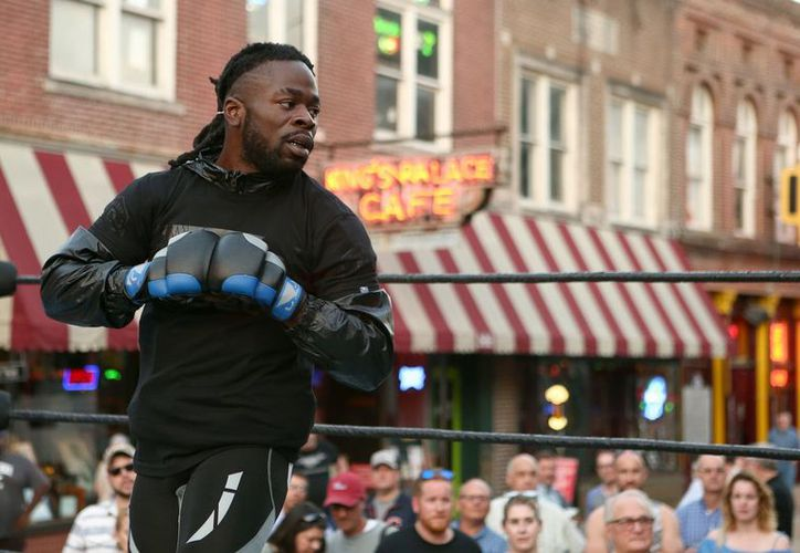 Kevin Ferguson sigue los pasos de su padre al mantenerse invicto en la MMA. (Foto: MMA Fury)