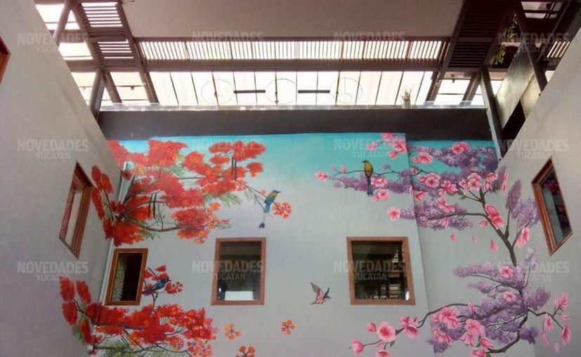 Abre sus puertas el Pasaje Picheta en el Centro Histórico.(Foto: Novedades Yucatán)
