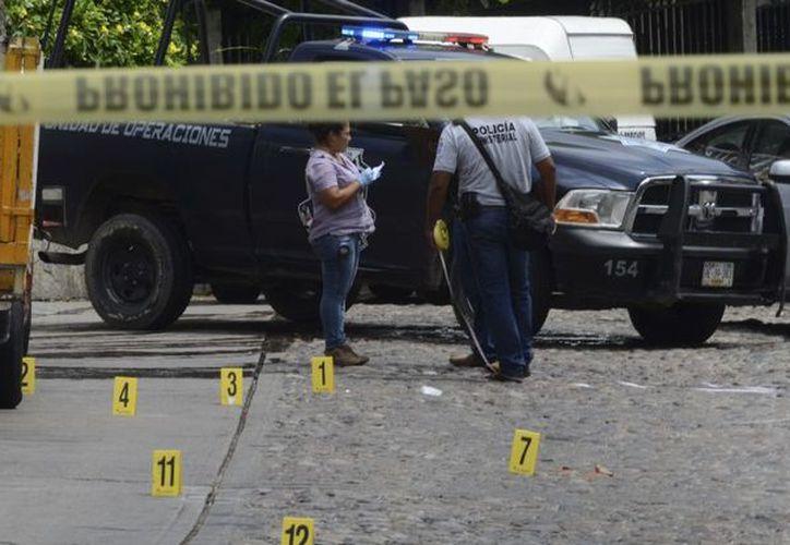 La violencia contra los aspirantes políticos, fue ejercida en mayor escala en Jalisco, Colima, Michoacán, Guerrero y Oaxaca. (Animal Político)