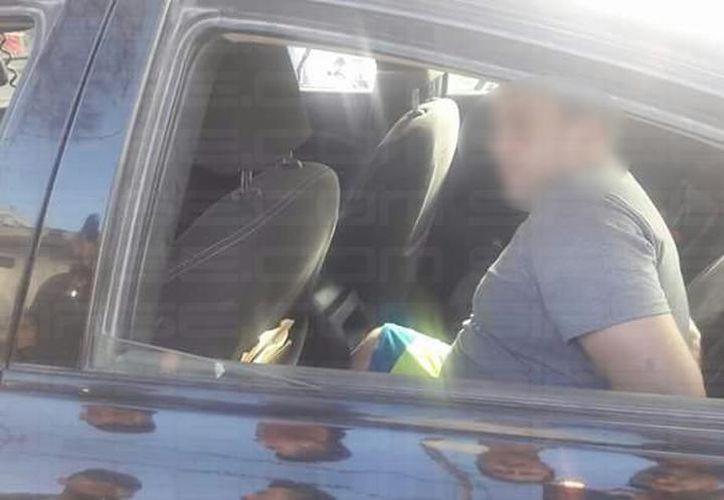Los detenidos fueron trasladados al Ministerio Público y puestos a disposición de las autoridades competentes. (SIPSE)