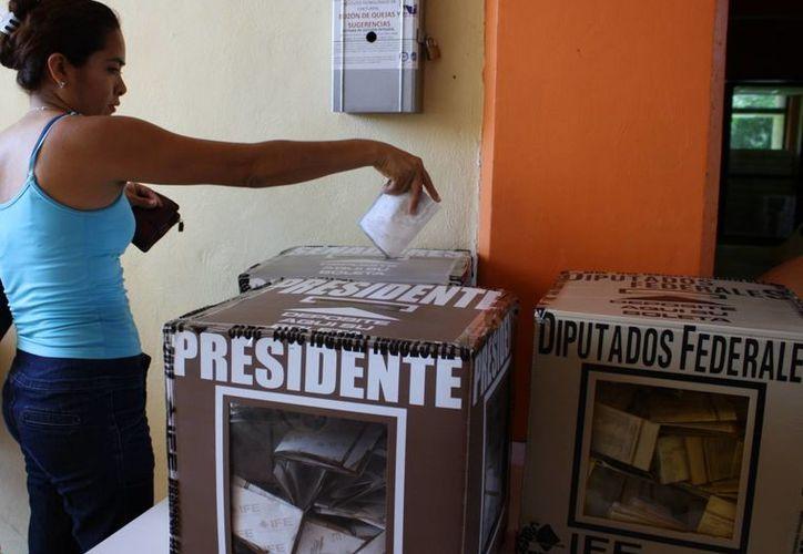 Las elecciones se realizarán el 5 de junio. (Israel Leal/SIPSE)