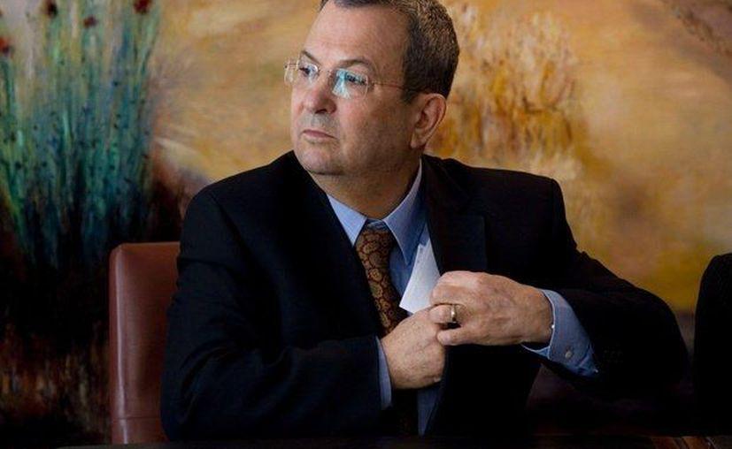 Ehud Barak agradeció el apoyo que ha recibido de la gente. (Agencias)
