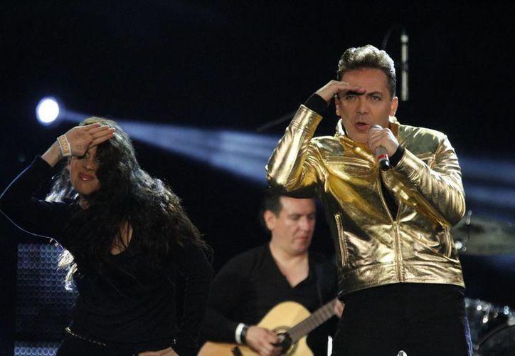 Cristian ha participado en cuatro telenovelas. (Archivo/Notimex)