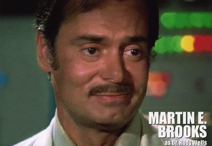 Este lunes falleció el actor estadounidense Martin E. Brooks, quien participó en las famosas series televisivas de los 70´s 'El hombre nuclear' y 'La mujer biónica'. (martinebrooks.net)