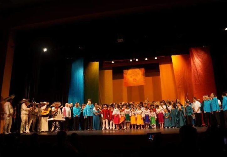La cuarta edición del Festival Internacional de Coros Coral Cun 2016 será del 22 al 24 de septiembre. (Cortesía)