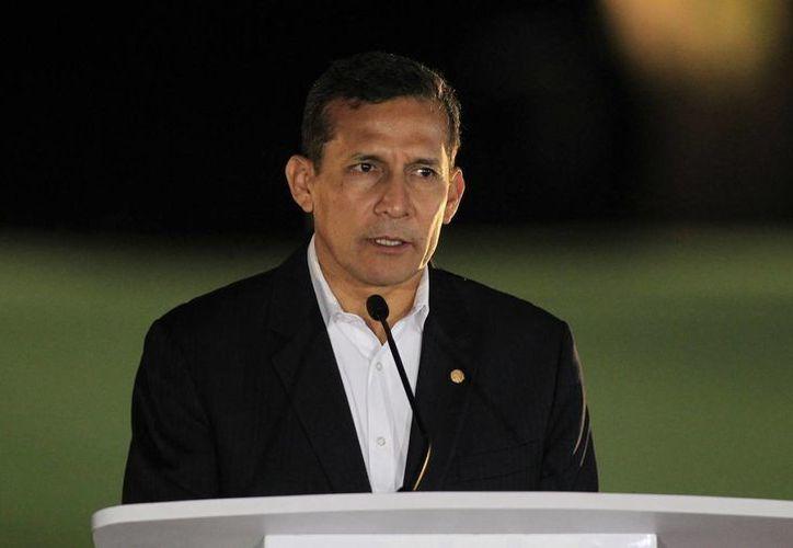 Humala pide a los seguidores de Fujimori no politizar el tema. (Reuters)