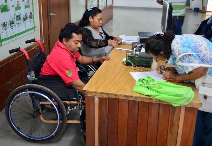 Yucatán ocupa el segundo lugar nacional en contar con habitantes con algún tipo de discapacidad y requiere de trabajo constante en materia de inclusión laboral. (SIPSE)