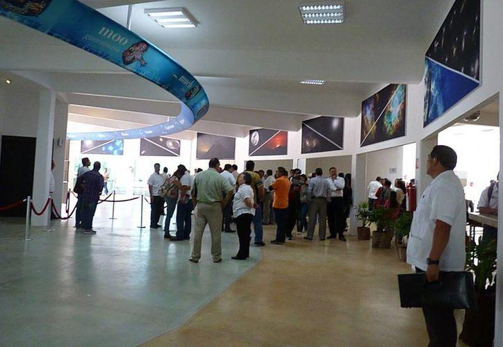 Actualmente hay dos planetarios en operación en Quintana Roo, el de Chetumal y el de Cancún. (Redacción/SIPSE)