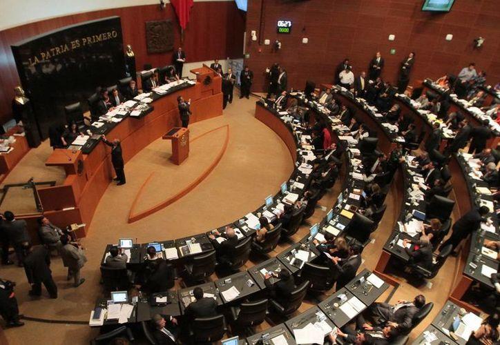 La iniciativa de la eliminación del fuero se encuentra en análisis en las comisiones del Senado. (SIPSE)