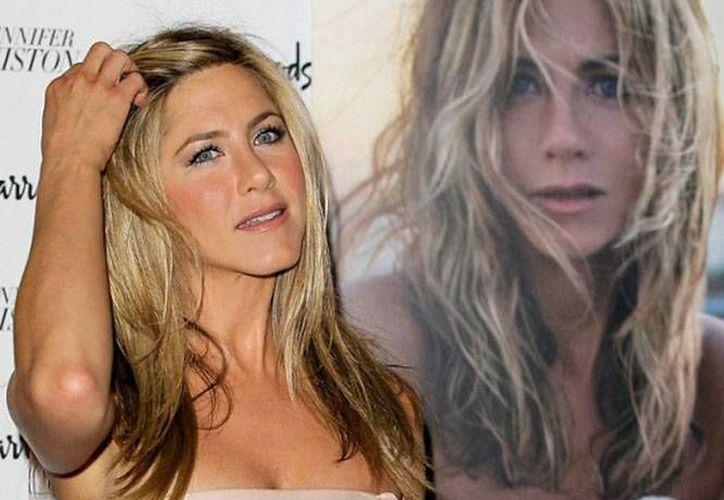 La actriz saltó a la fama con el papel de Rachel en la serie 'Friends'. En la foto, Jennifer Aniston durante un evento de modas en EU. (AP)