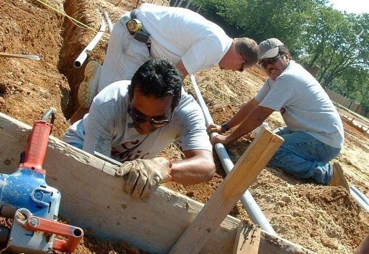 La industria de la construcción se ve afectada en todo el país. (Foto de Contexto/Internet)