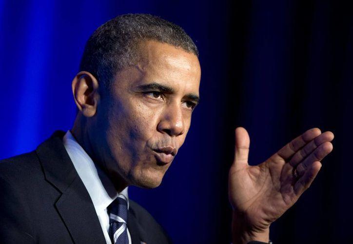 """La Casa Blanca sostuvo que la reforma migratoria goza de """"amplio apoyo bipartidista"""". (Agencias)"""