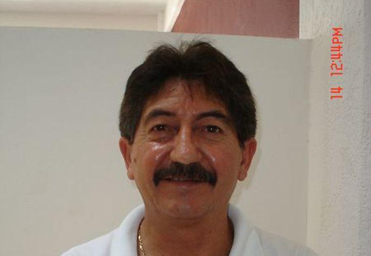 Ermilo Mijangos será el encargado de recibir la capacitación para los quintanarroenses. (Raúl Caballero/SIPSE)