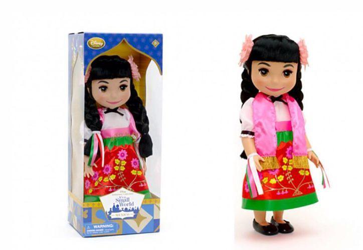 La voz de la muñeca es de una niña mexicana. (Agencias)