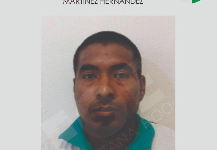 La Fiscalía acreditó los cargos con los que el juez sentención a Isidro Martínez Hernández. (Redacción/SIPSE)