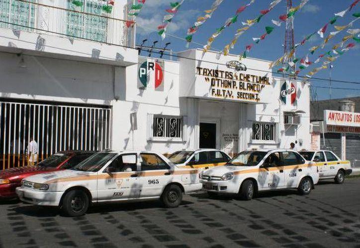 Se anunció la expulsión de cinco socios del Suchaa, entre estos Marcelino Pinto Baños. (Archivo/SIPSE)