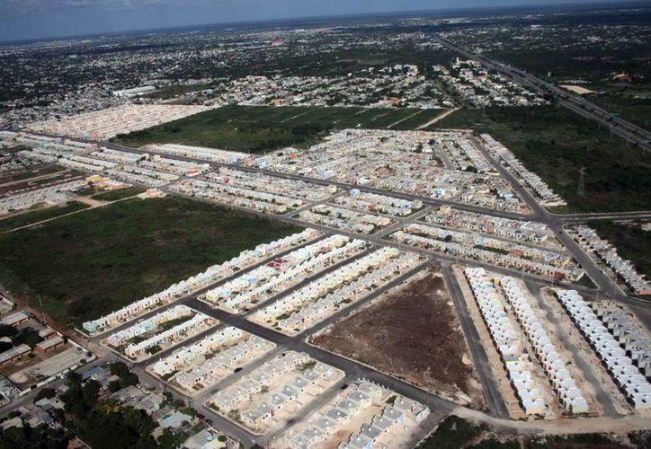 Se realizarán reuniones semanales entre las autoridades involucradas en la construcción de las obras en Ciudad Caucel II. (SIPSE/José Acosta)