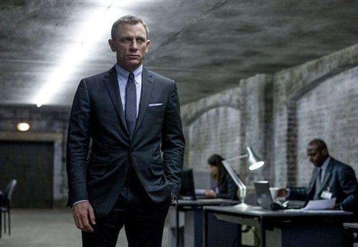 """James Bond, """"Skyfall"""", recaudó 17 millones de dólares en su cuarto fin de semana. (Archivo SIPSE)"""