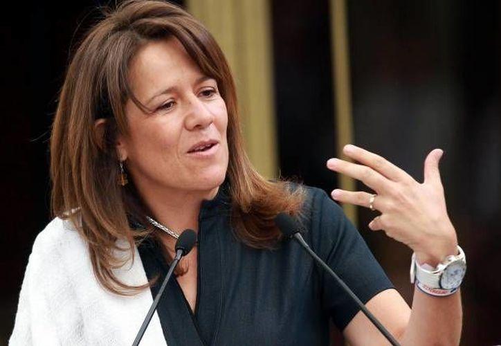 La postulación de Margarita Zavala contó con el apoyo de Josefina Vázquez Mota, excandidata a la Presidencia de la República. (Archivo/SIPSE)