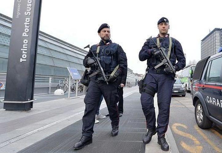 Autoridades italianas trabajan para seguir los pasos de os ataques y prevenirse. (Foto: Contexto/Internet)
