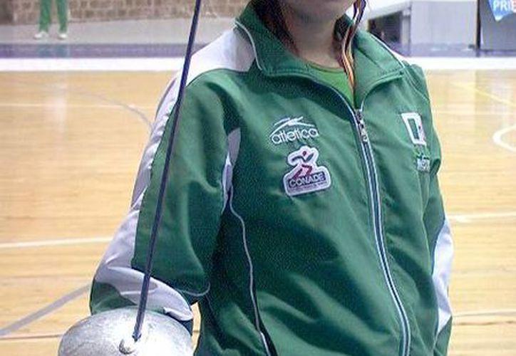 Aleksandra Echeverría participó en el Grand Prix y Copa del Mundo en Massachussetts. (Milenio Novedades)