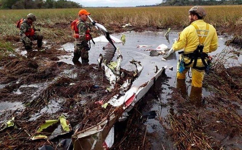 Desesperada búsqueda de una avioneta desaparecida en la que iban funcionarios — Paraguay