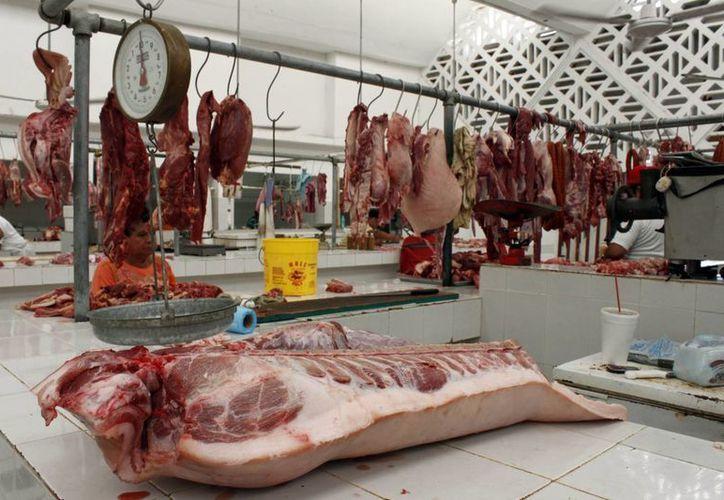 Yucatán es autosuficiente en producción de carne de cerdo, lo que evita que el precio de la carne se dispare como en otros lugares. (SIPSE/Archivo)