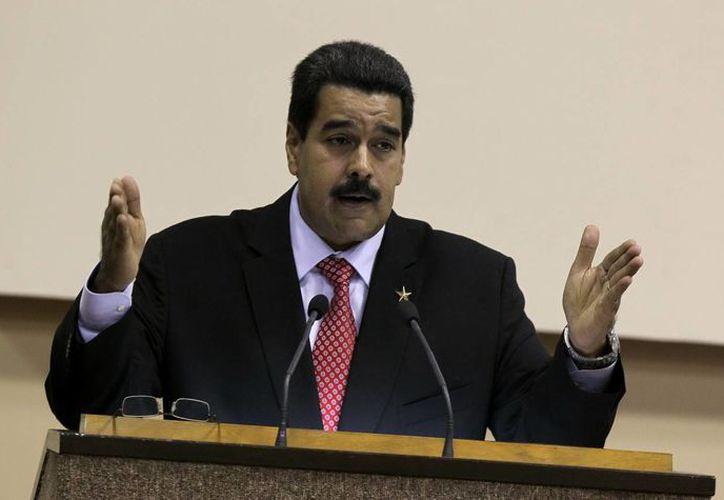 Nicolás Maduro solicitó tales poderes en octubre argumentando que requería de instrumentos para poder combatir la corrupción. (Archivo/EFE)
