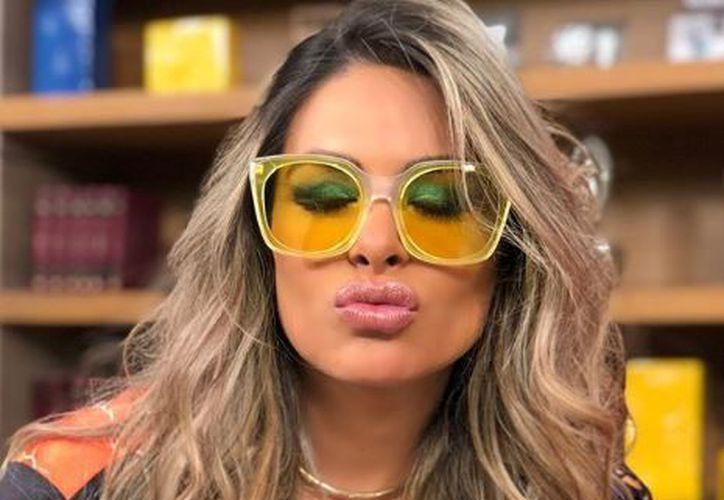 """Galilea Montijo fue desafiada por Gloria Trevi a jugar """"Verdad o Reto"""". (Instagram)"""
