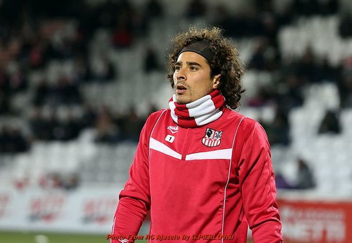 Memo quiere permanecer en el futbol europeo por mucho tiempo, y no tiene inconveniente en seguir con el Ajaccio. (ac-ajaccio.com)