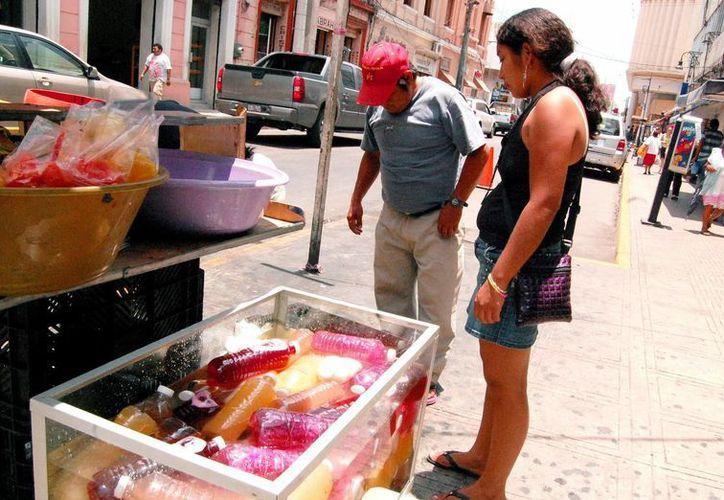 Para la mayor parte de Yucatán, la Conagua anticipa temperaturas de 35 a 40 grados centígrados. (Wilberth Argüelles/SIPSE)