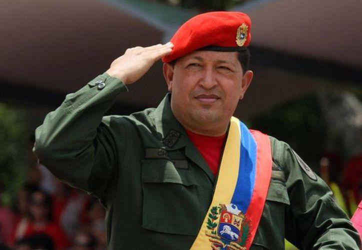 En el distrito administrativo de Moscú, ya existe de manera no oficial una calle que lleva el nombre de Hugo Chávez. (Archivo/AP)