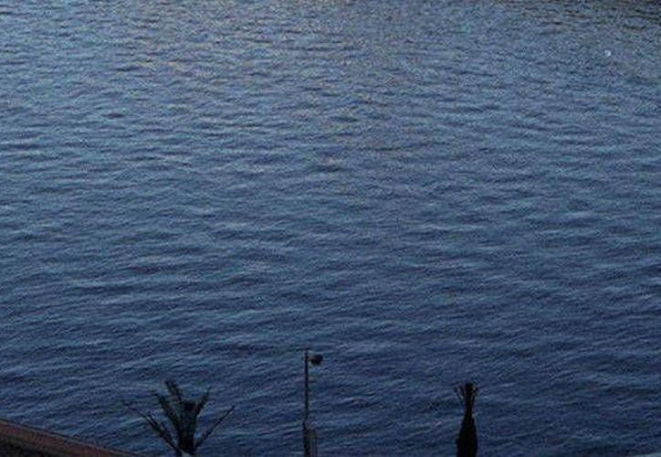 Una imagen de archivo del río Nilo, donde se registro un naufragio. (Archivo/EFE)