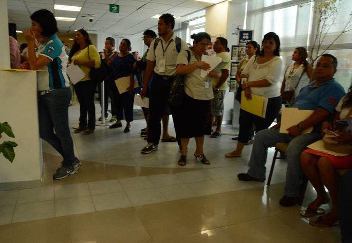 Dos de cada 10 contribuyentes no cumplirán con la declaración anual. (Victoria González/SIPSE)