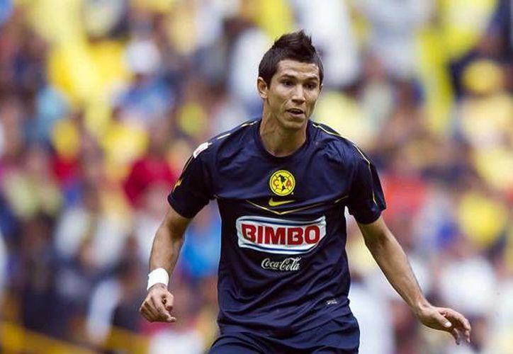 """""""Estoy tranquilo y con ganas de triunfar"""", señaló Molina. (americamonumental.com)"""