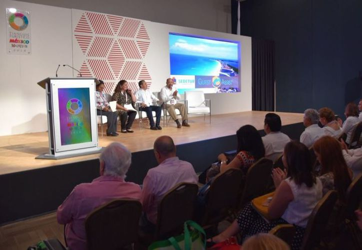 Fue inaugurado el Tianguis Turístico en Mazatlán. (Redacción/SIPSE)