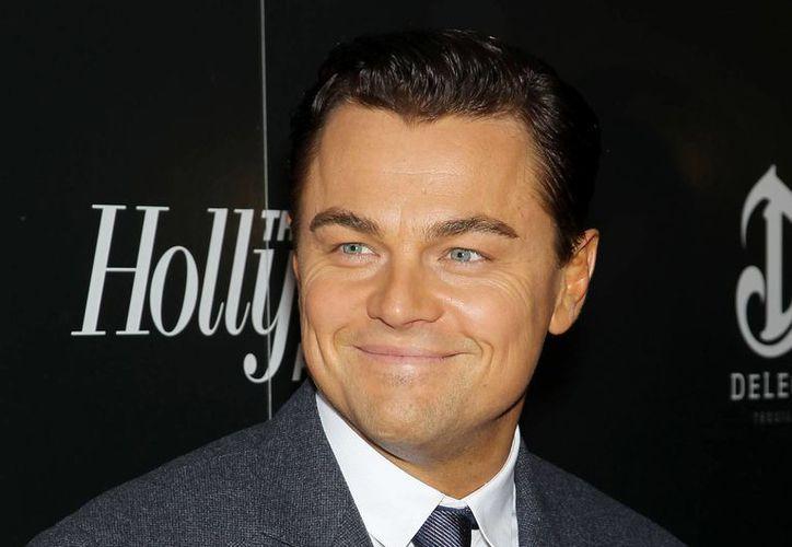 El protagonista de 'Titanic' se une a las campañas del Fondo Mundial para la Naturaleza. (Agencias)