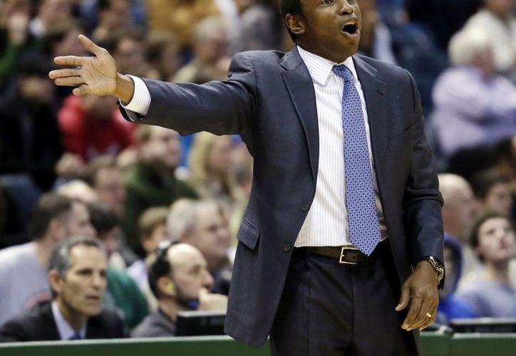 Johnson era entrenador de los Nets desde hace poco más de dos campañas. (Agencias)