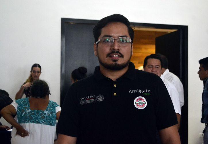 Explicó que aunque afortunadamente existe muy buena producción en el campo yucateco, los productores agrícolas de la entidad son de edad avanzada. (Milenio Novedades)