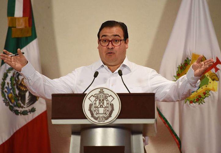 El amparo tiene como finalidad de evitar perjuicios en contra de los suegros del exgobernador de Veracruz, Javier Duarte. (formato7.com)