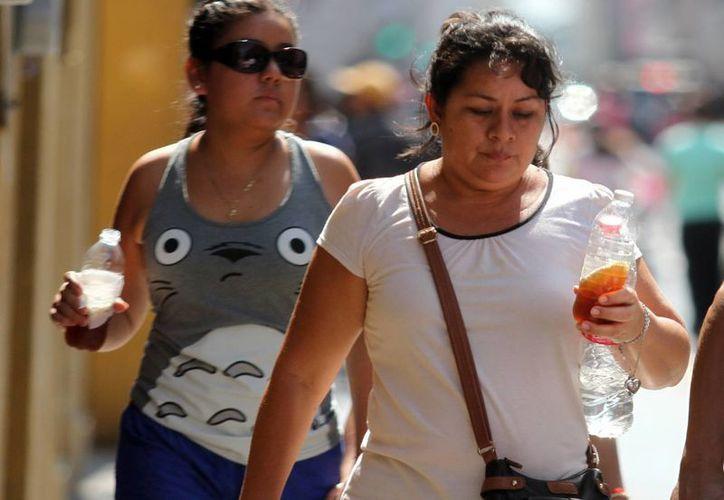Este lunes se esperan temperaturas de hasta 38 grados en Yucatán. (SIPSE)