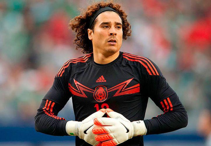 Memo Ochoa dice que tiene mucha confianza en la Selección Mexicana. (Foto: Contexto/Internet)