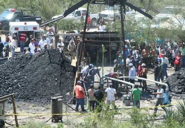 Campeche aportó el 14.6% del PIB en las actividades secundaarias tales como minería. (Notimex)